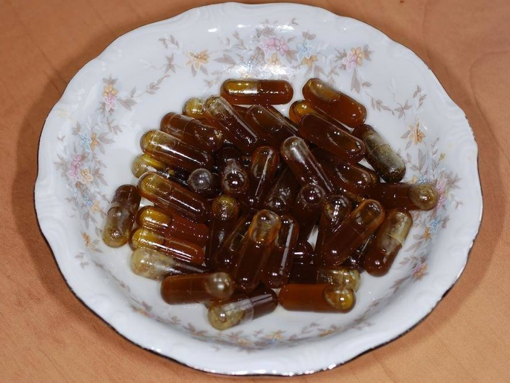 Cannabutter Capsules