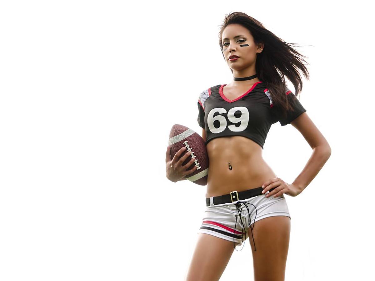 Super Bowl Buds Football Marijuana