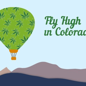 fly high with marijuana