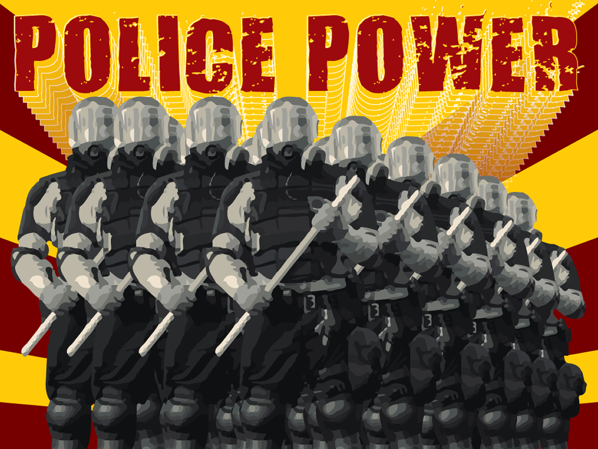 police abuse power Citizen complaints against police use of excessive physical force and police abuse of power the police administration can influence its officer's behavior by strengthening.