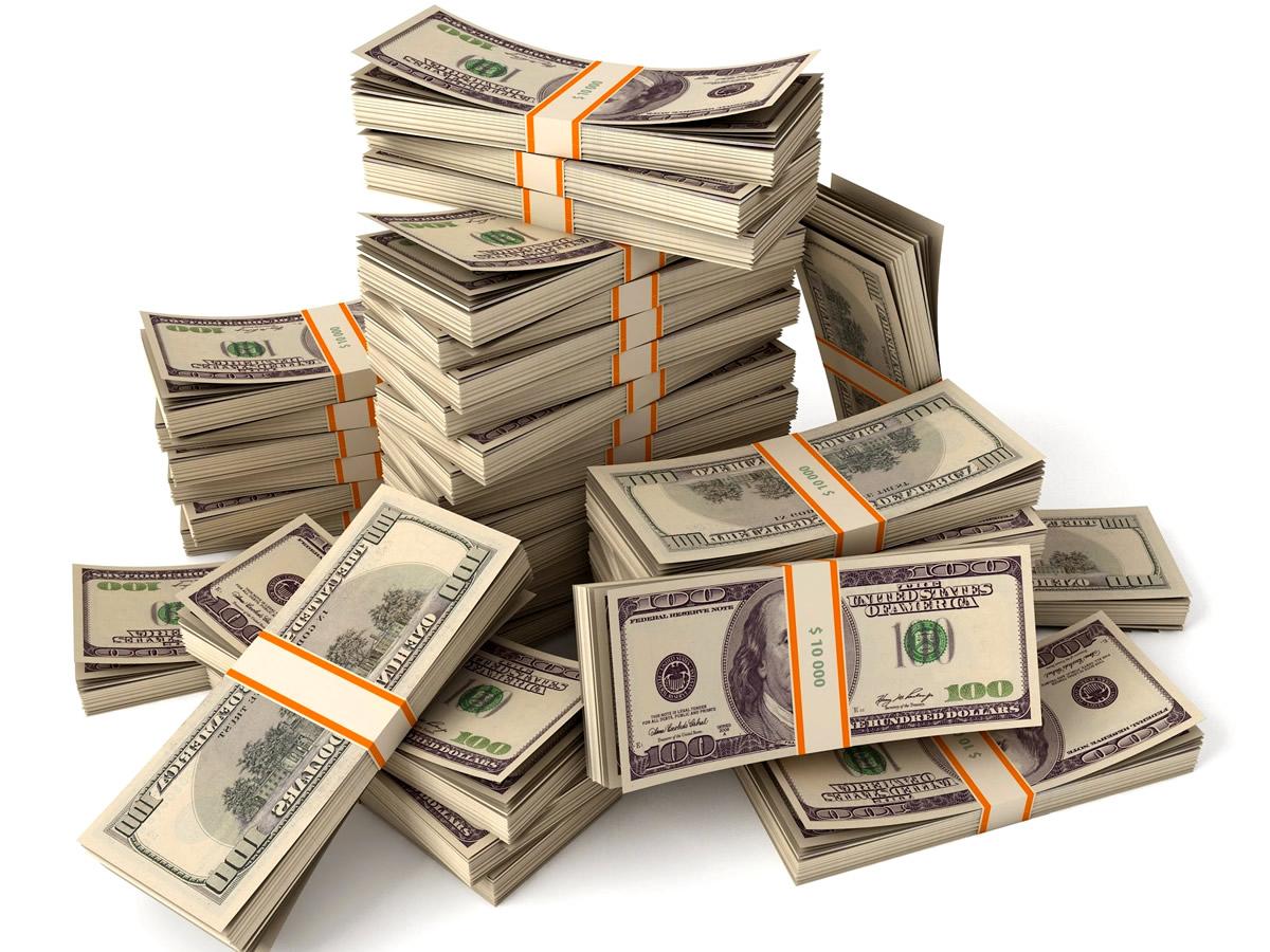 Marijuana Industry Pile Of Money