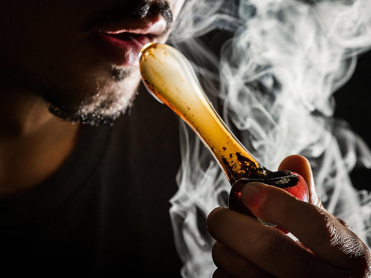 Marijuana Smoking