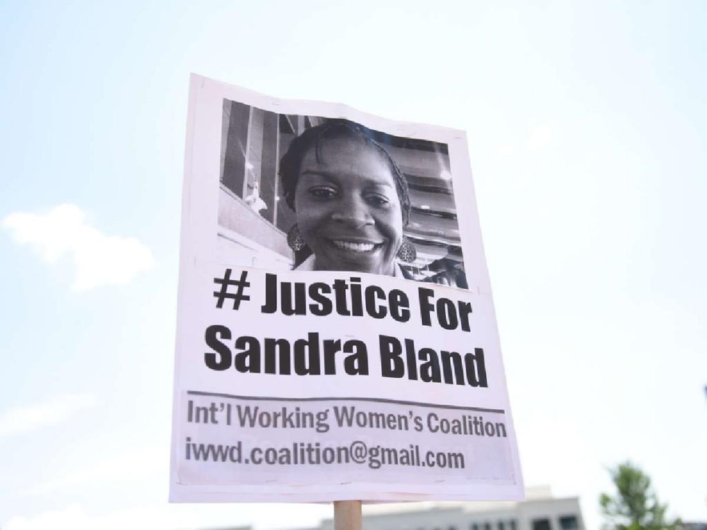 Sandra Bland marijuana