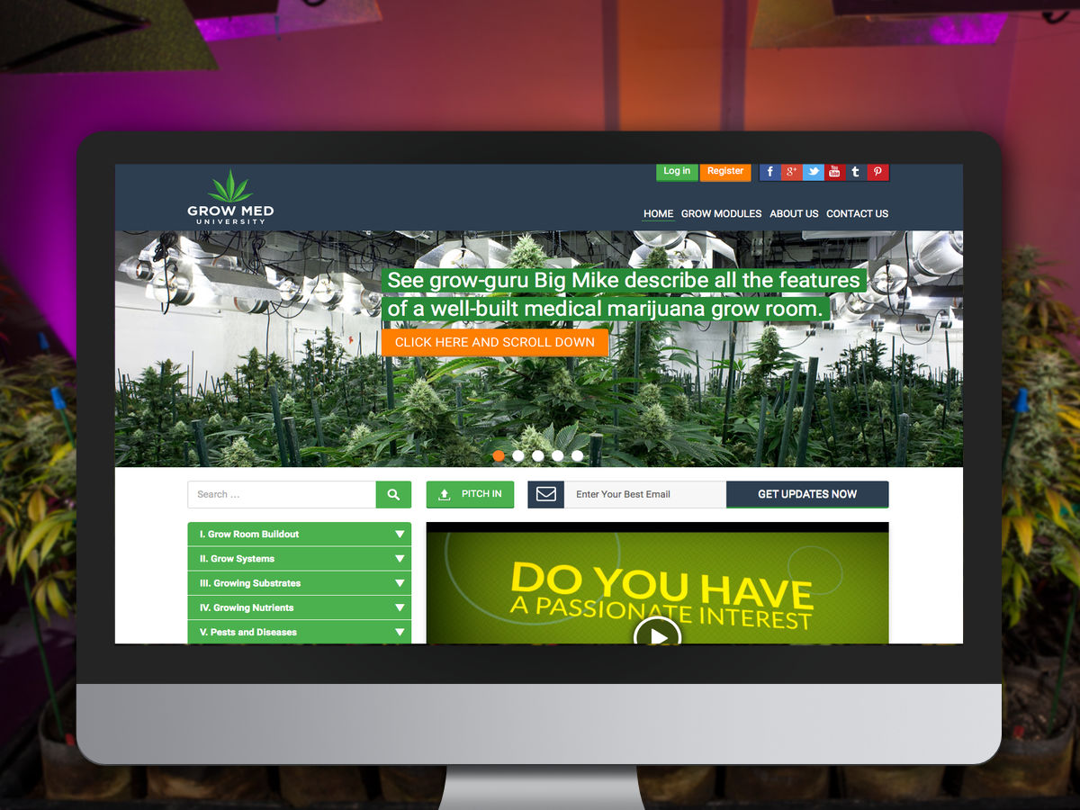 Marijuana Discovery Channel