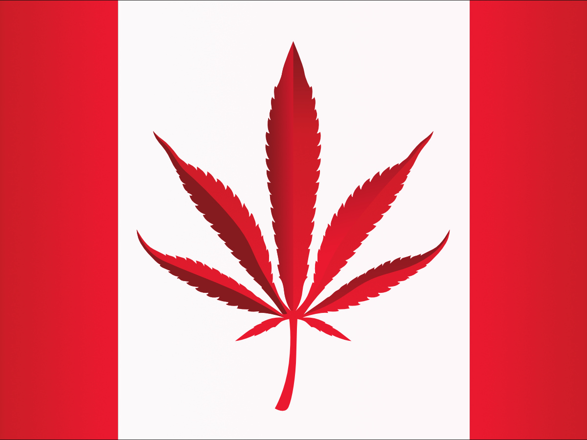 Canadian marijuana legalization