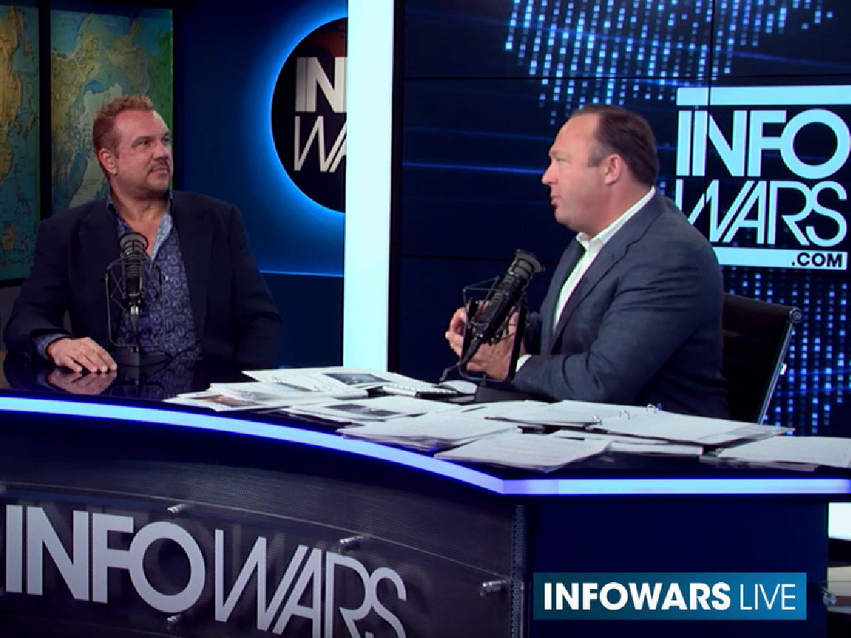 Interview with Mike and Alex Jones