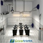 Grow Smart: Marijuana Grow Room Monitors & Controllers with Data Collection