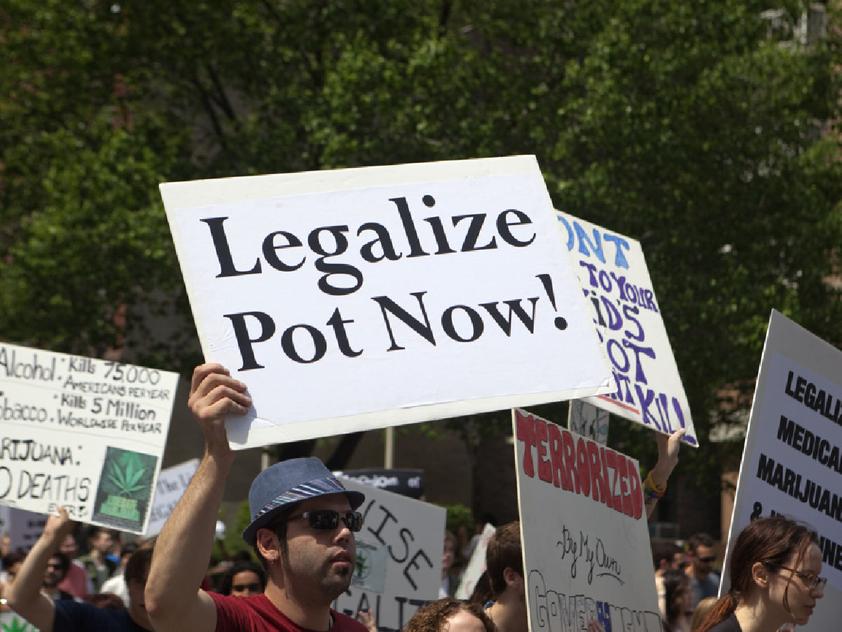 the war against marijuana in the united states The session to move the global war on drugs away from  united states' top drug  with legalized marijuana in the united states.