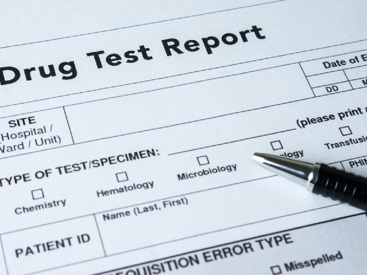 marijuana drug testing