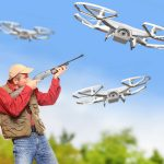 Should Marijuana Growers Shoot Drones Operated by Police and Thieves?