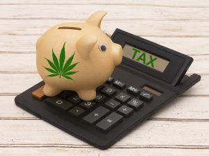 California cannabis tax