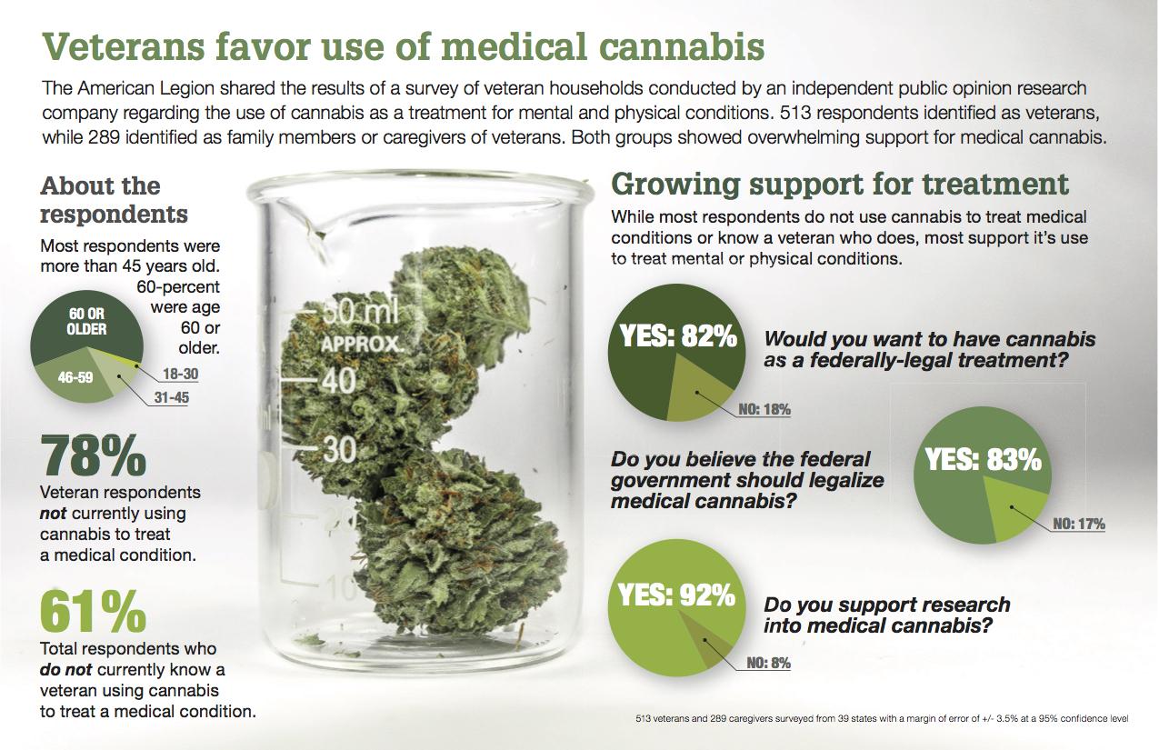 Veterans and Medical Cannabis