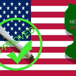 New Jersey cannabis legalization