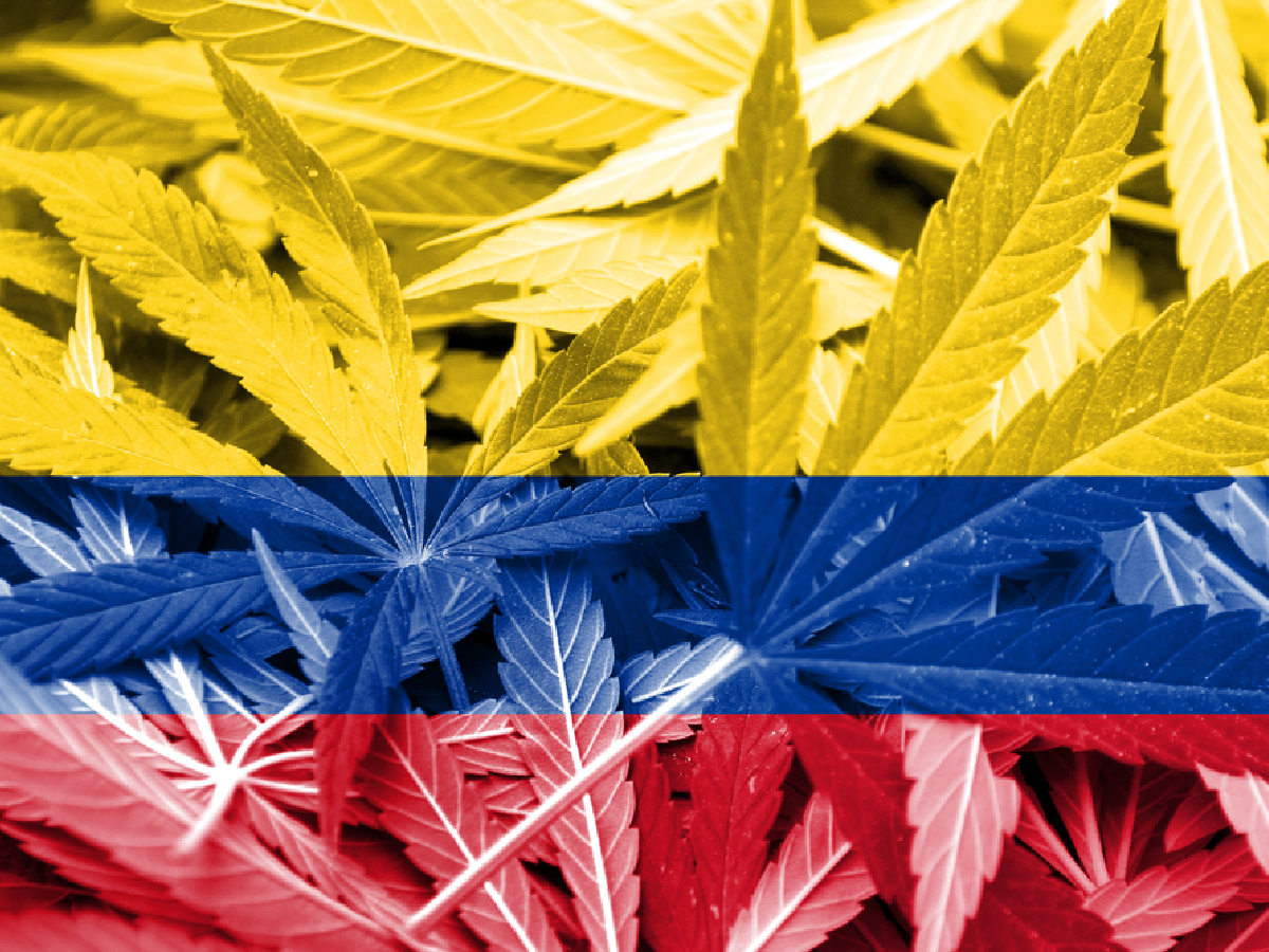 Colombia cannabis legalization