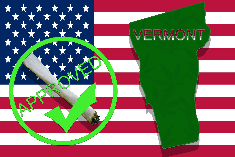 Cannabis legalization Vermont