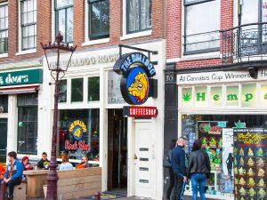 Dutch coffee shops