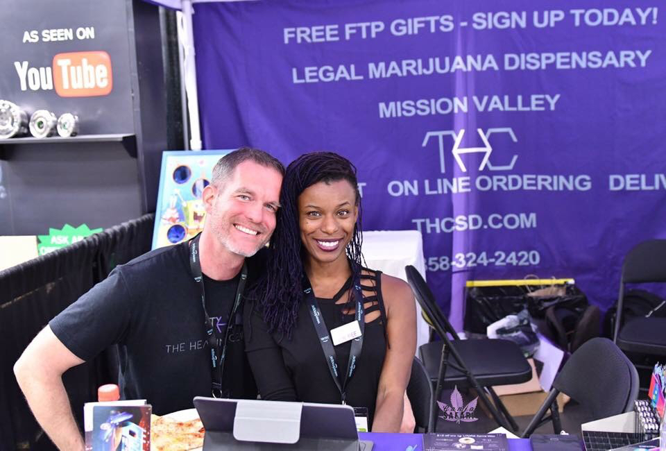 Thomas and her fiancé Matt found great success running a dispensary before transitioning into Hemplogica.