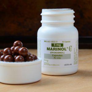 Marinol Capsules 5 mg