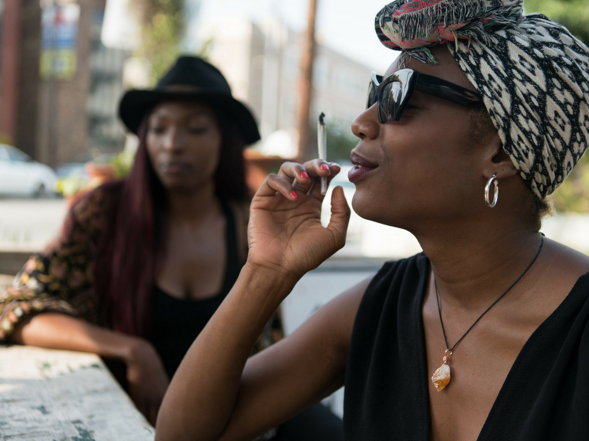 people of color cannabis
