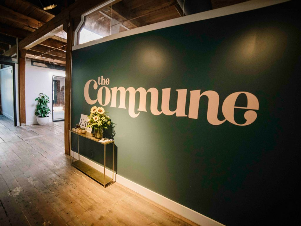 The Commune aims to be a marijuana WeWork for the cannabis community.