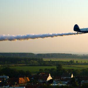 aerial spraying pesticides