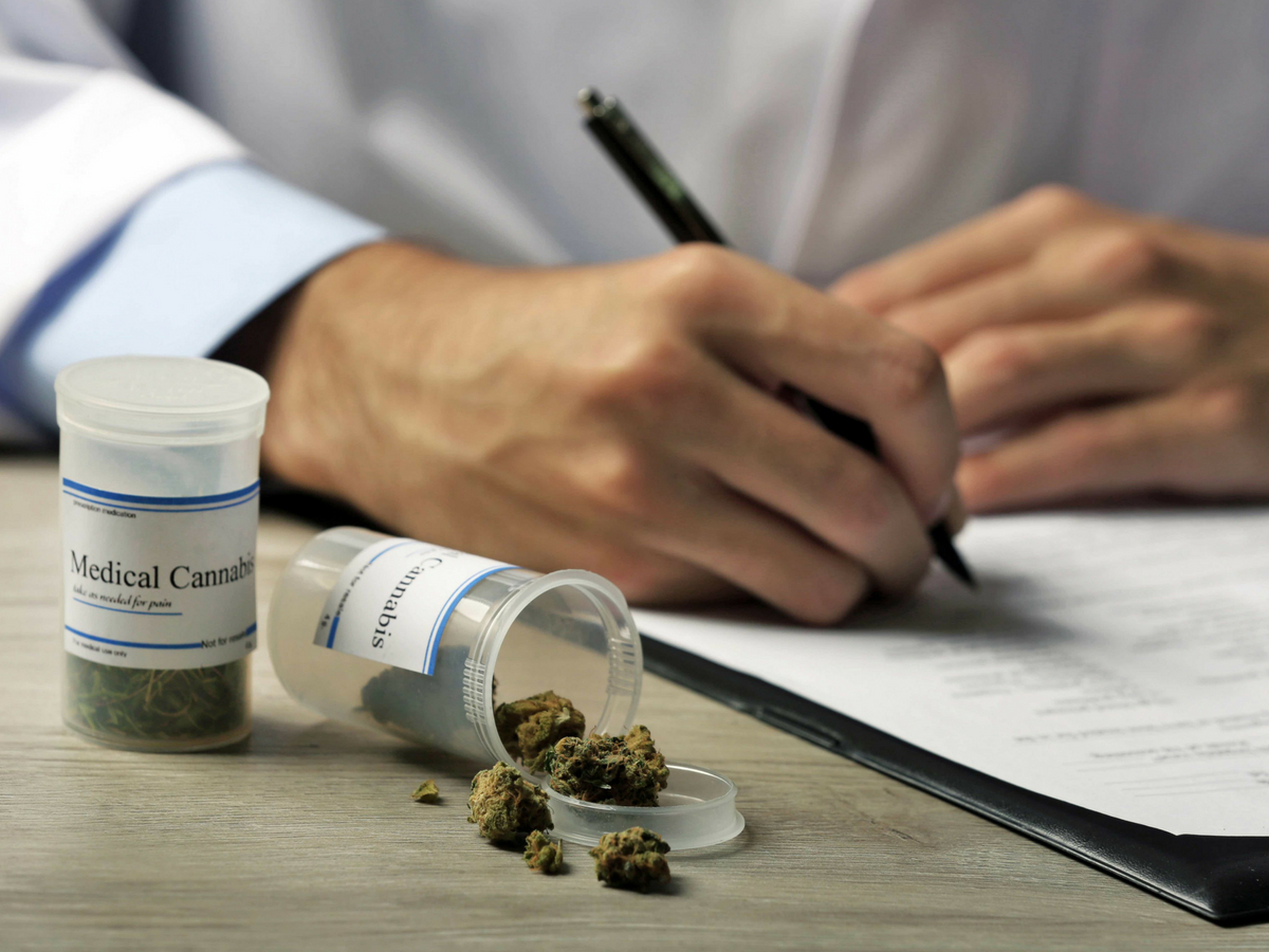 cannabis pharmacist