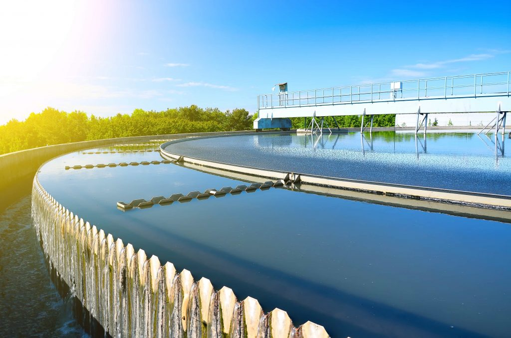 Wetlands can remove contaminants naturally and are used at wastewater treatment plants.