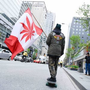 Canadian cannabis legalization
