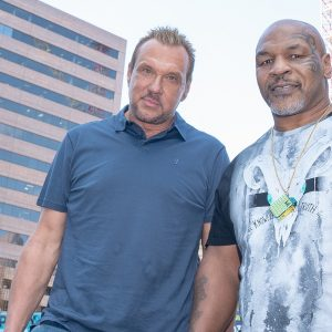 Mike Tyson cannabis