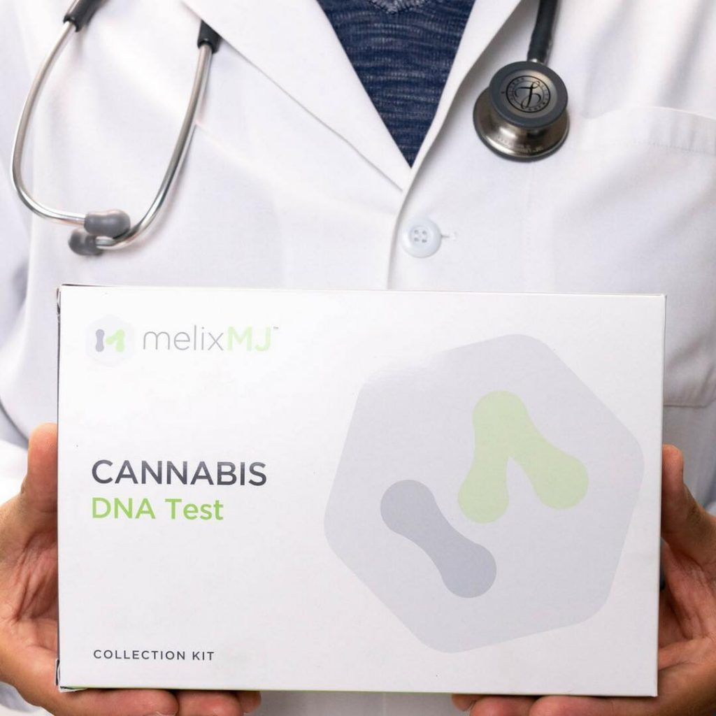 Cannabis DNA Test