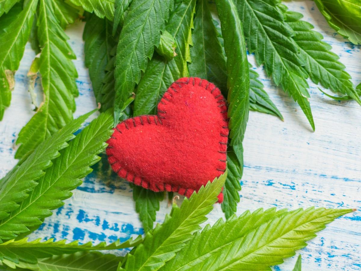 cannabis valentine