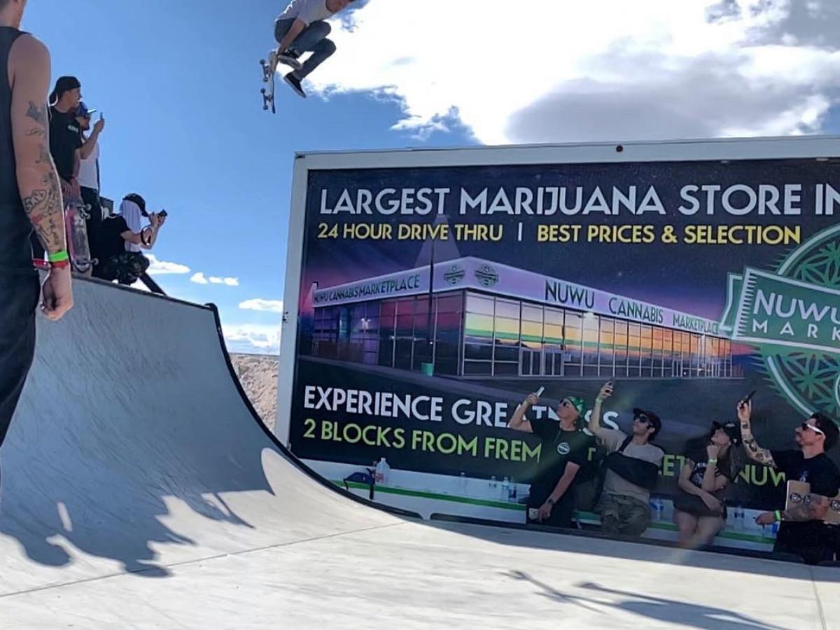 Banner of NuWu Cannabis Market