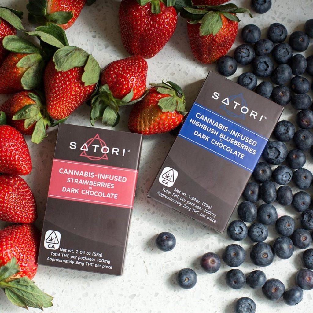 Satori_Cannabis_Infused_Strawberries