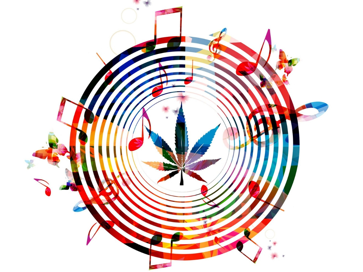 music and marijuana