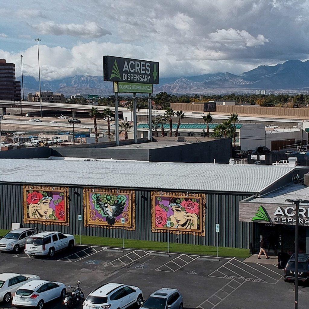 Cannabis lounges Las Vegas