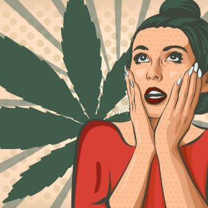 women and cannabis