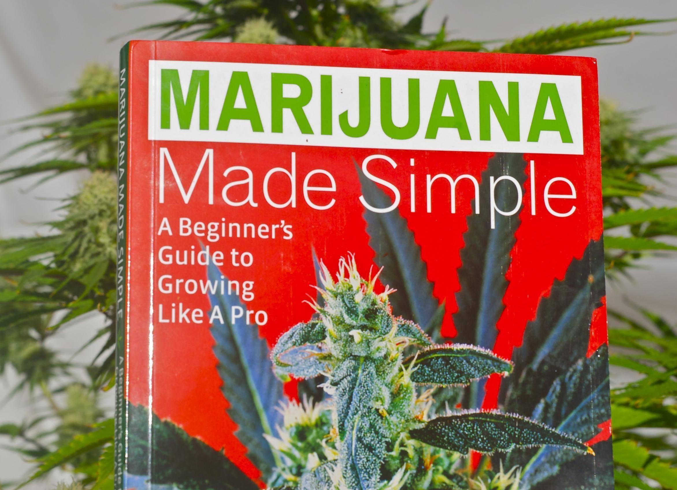 Marijuana Made Simple boook