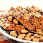 Almond Canna-Butter Coffee Cake