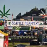 Marijuana Mania At Seattle Hempfest
