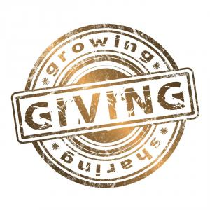 growing giving sharing