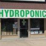 hydroponics store