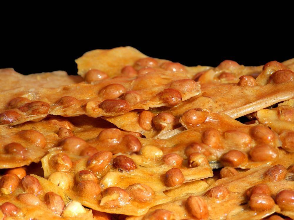 peanut-brittle