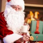 Christmas Cannabis Cookies & Marijuana Milk