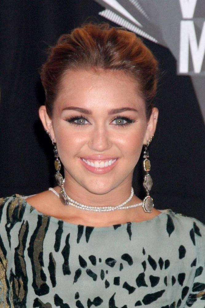 Miley Cyrus and marijuana